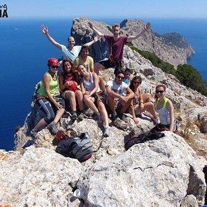 Hiking in Tavolara, Sardinia!
