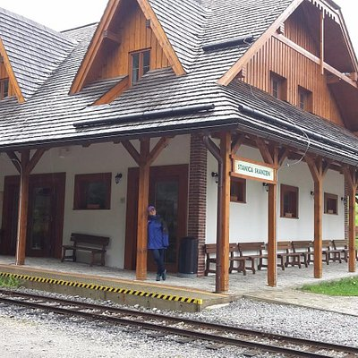 stanica historickej železnice