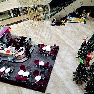 Crossroads Mall Atrium