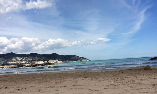 praia da barra em sitges