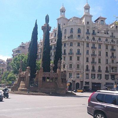 Vistas del monumento