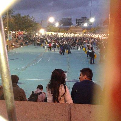 Predio El Dorrego- Feria Masticar- Bs.As. 2016.