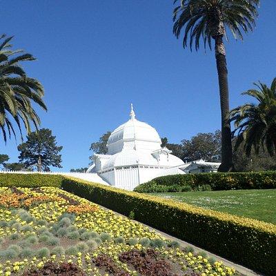 Lindo Parque florido