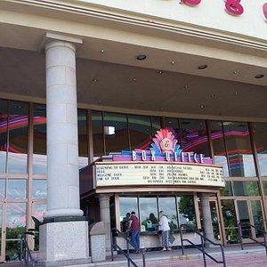 box office at westpark 8