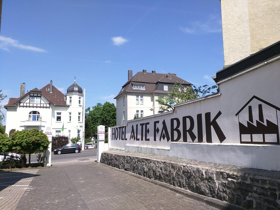 Ihr Hotel Alte Fabrik 55 6 4 Prices Reviews Mettmann Germany Tripadvisor