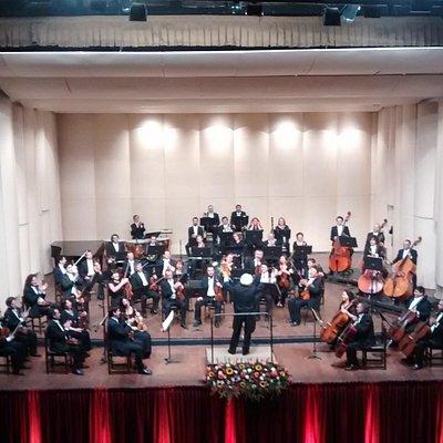 Sinfónica de la Universidad de Concepción