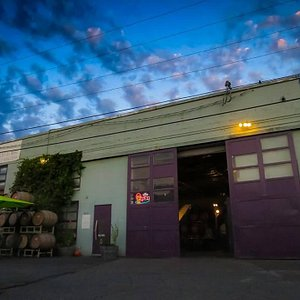 Portland's Oldest Urban Winery