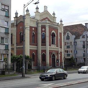 Sinagoga din Sibiu