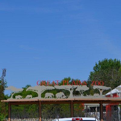 Zoo Entrance