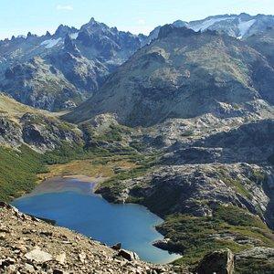 Vista da Laguna Jackob