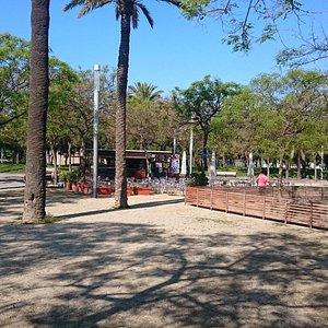 Parque de La Barceloneta