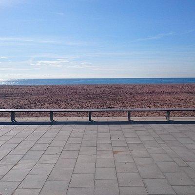 Playa de Sant Adriá