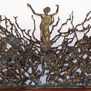 Resurrezione, situato nella Sala Nervi del Vaticano