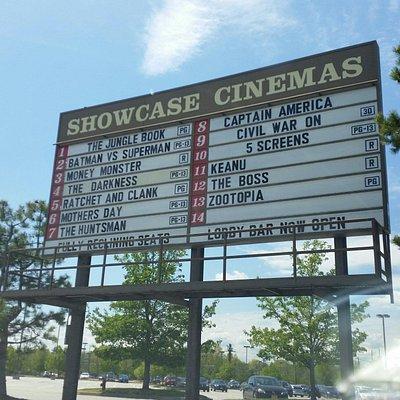 Showcase Cinemas Lowell