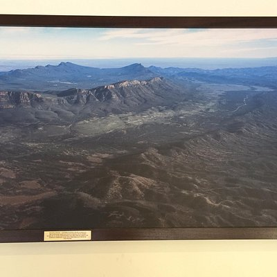 Wilpena Pound -- photo from another source not JM Gallery