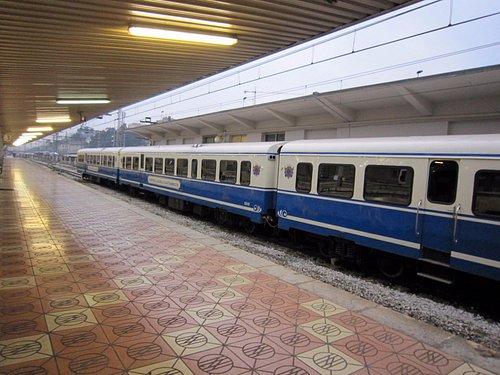 El Tren Estrella del Cantabrico