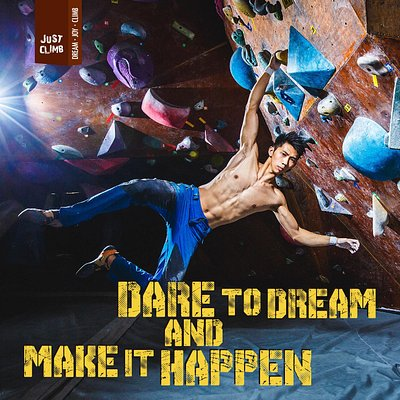 Dare to dream and make it happen