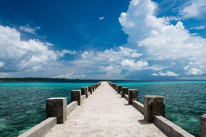 Pelabuhan Tomia - Wakatobi