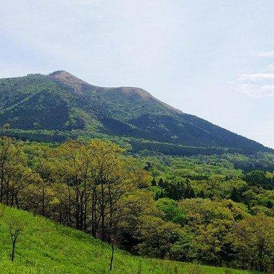 平野台高原展望所の雰囲気