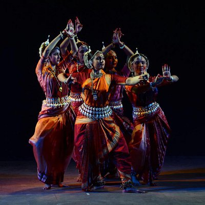 Odissi dance by MAHAGAMI Artists
