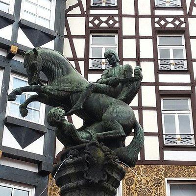 Martinsbrunnen