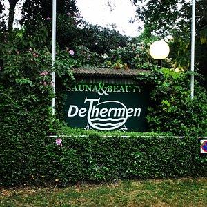 Sauna en Beauty De Thermen Nijmegen
