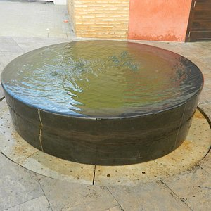 Fuente de la plaza de la Judería