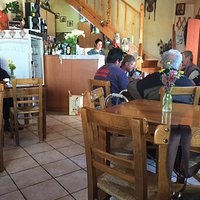 Maria's Taverna - un in the Mountains of Crete - Kastellos