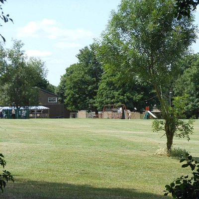 Situated next to a lovely park and childrens play area