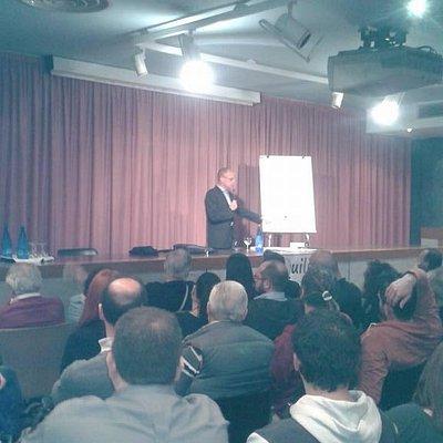Conferenza di Mauro Biglino del 09/04/2016