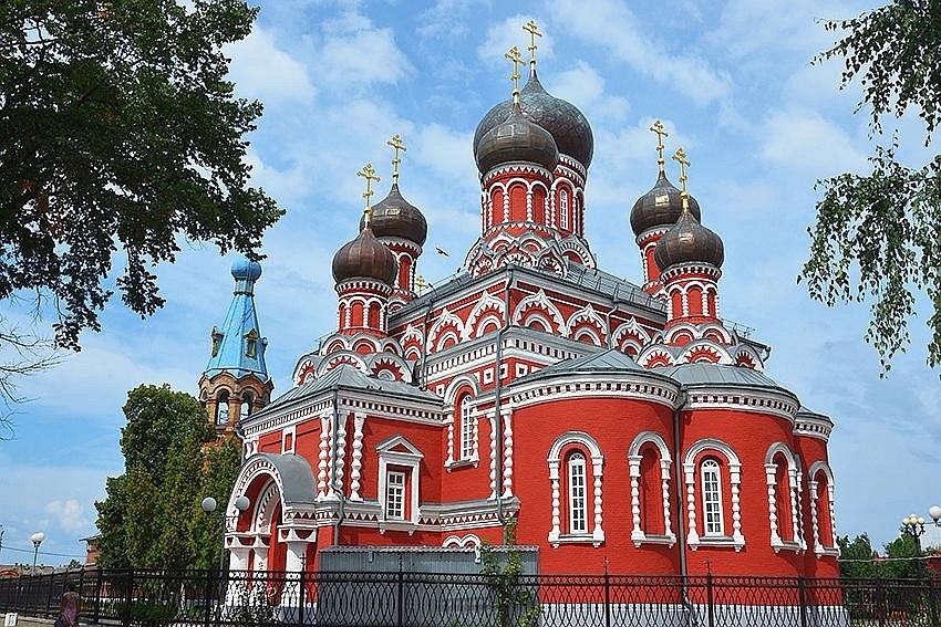 Свято-Воскресенский кафедральный собор