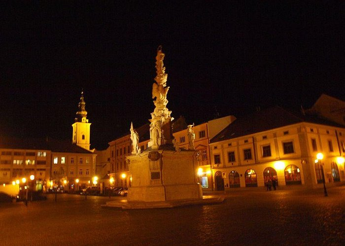 Marianske Namesti - Uherské Hradiště