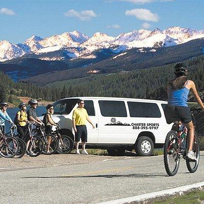 Vail Pass Bike Tour