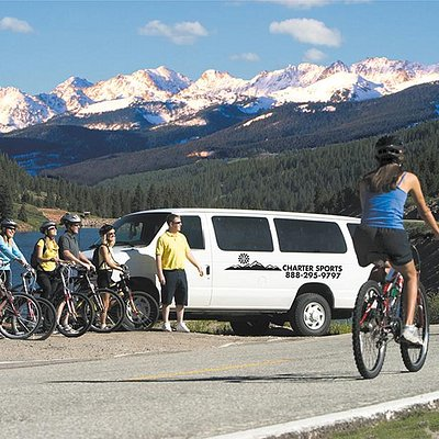 Vail Pass Bike Tours