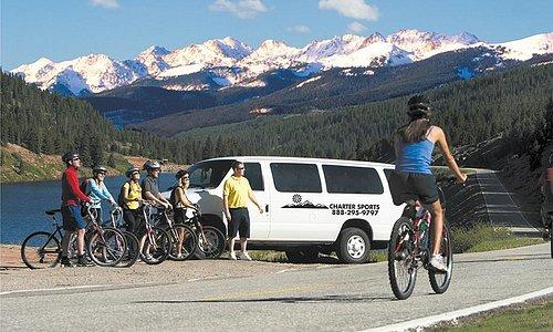 Vail Pass Bike Tours