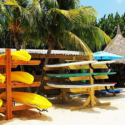 B Diving & Watersports, Cas Abao Beach Curacao