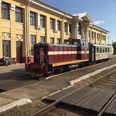 Banitis Steam Railway