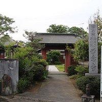 西念寺 山門