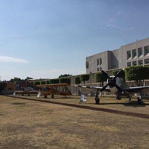 Museo del Ejercito y Fuerza Aerea