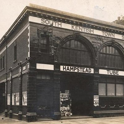 South Kentish Town tube station