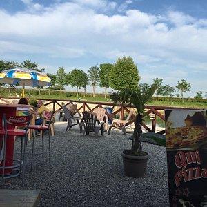 Cocchia's pub open space
