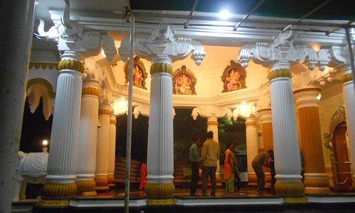 Jai Ganesh Mandir at Malvan