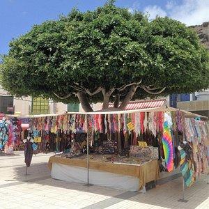 Puerto do Mogan market May 2016
