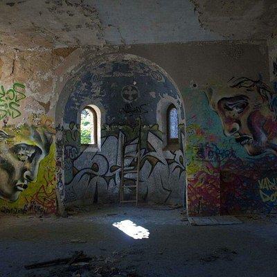 Capilla sanatorio