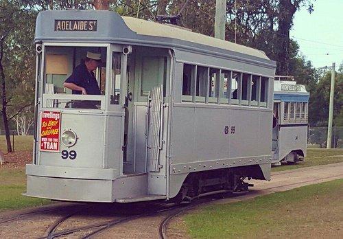 Tramway museum photos..