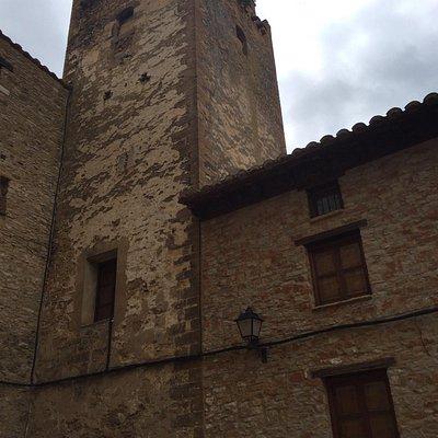Ayuntamiento y Torre del Castillo