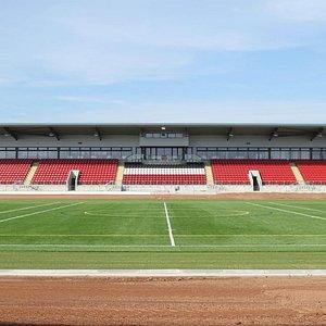 National Speedway Stadium Grandstand