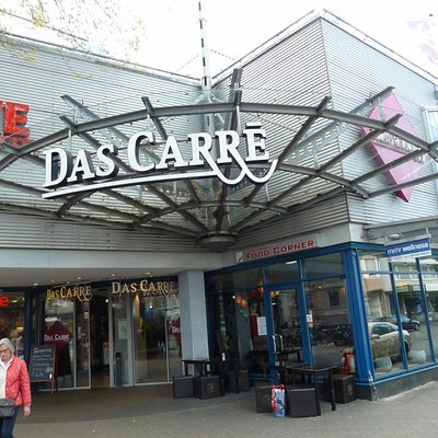 Das Carré in HD