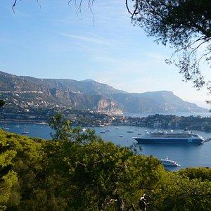 Cruise Ship Nice Cannes Antibes