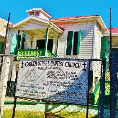 バプティスト教会
